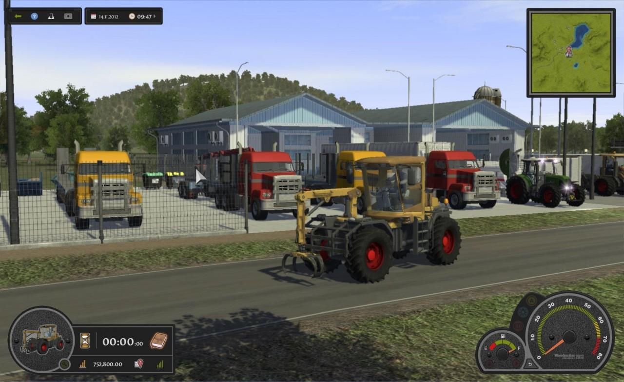 Voir toutes les images de travaux forestiers simulator 2013