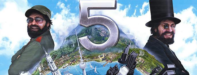 Test Tropico 5 sur PC
