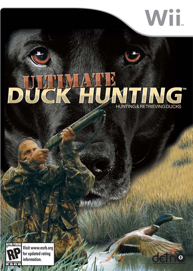 ultimate duck hunting chasse sur wii. Black Bedroom Furniture Sets. Home Design Ideas