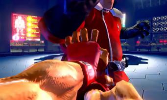 Ultra Street Fighter II : trailer de gameplay du mode FPS