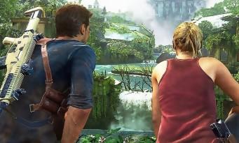 """Uncharted 4 : un trailer pour """"New Devon"""", la nouvelle map multi"""