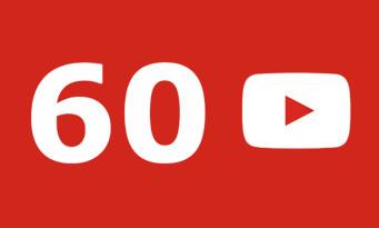 YouTube : les vidéos à 60 fps sont arrivées !