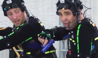 Uncharted 4 : un making of avec Troy Baker et Nolan North