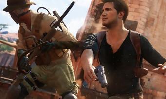 Uncharted 4 : on a joué au solo et ça sent le GOTY les amis