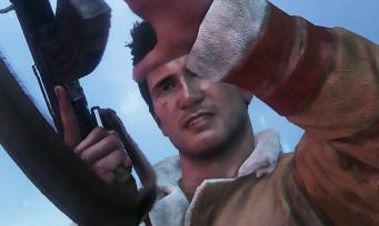 """Uncharted 4 : trailer de gameplay du mode """"Survival"""""""