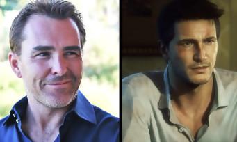 Voici la vidéo de l'audition de Nolan North pour le premier Uncharted