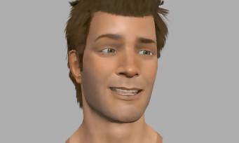 Uncharted : le premier prototype de Nathan Drake fait super flipper !