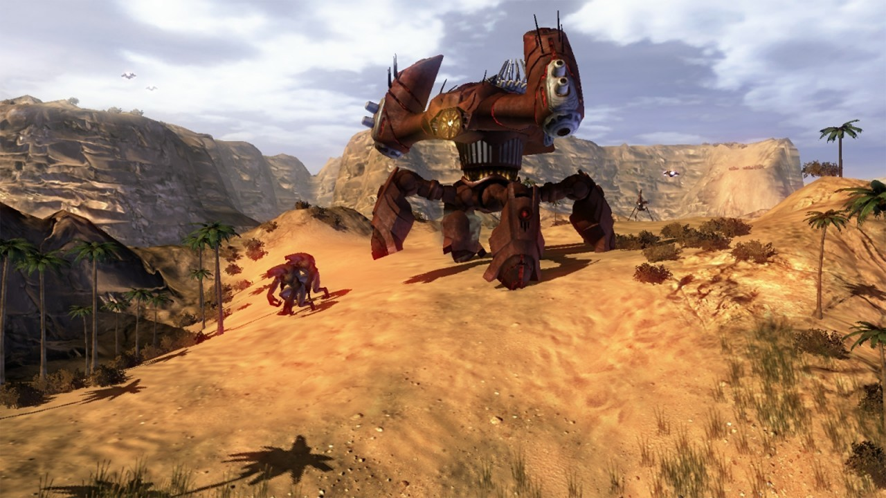 Xbox 360 Strategy Games : Universe at war en images
