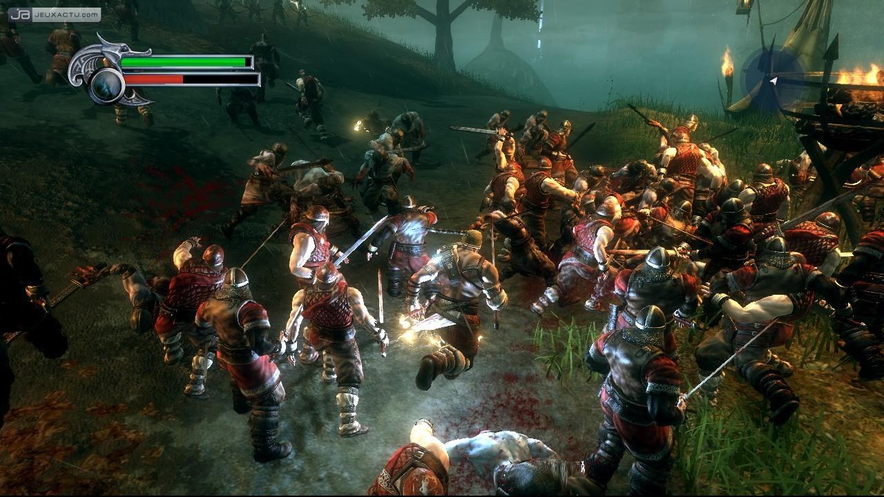 Викинг: Битва за Асгард \ Viking: Battle of Asgard (2012) PC | Repack от R.G. Механики