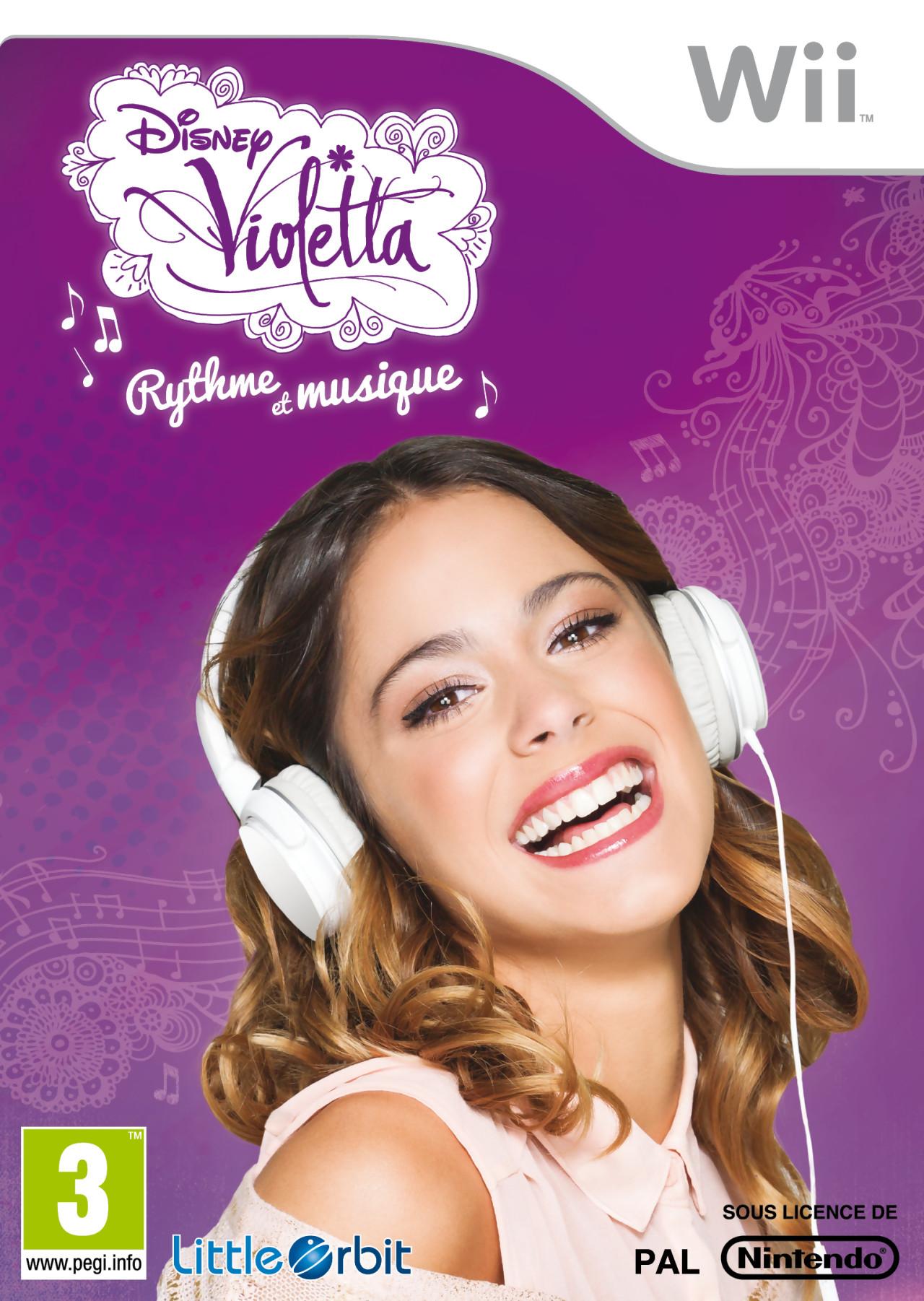 Violetta rhythm music - Jeux gratuit de violetta ...
