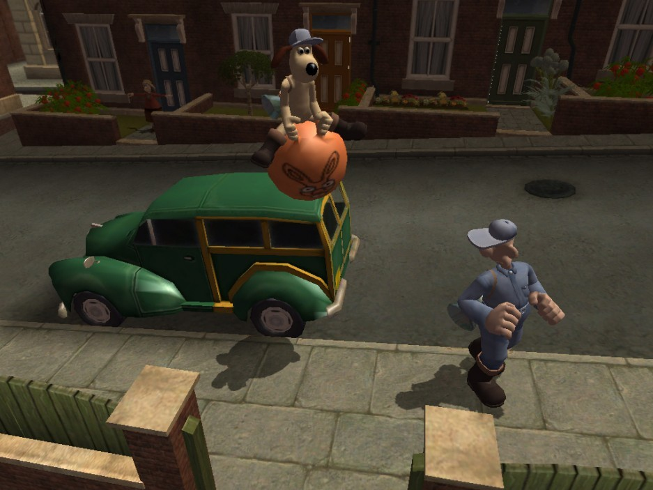 wallace and gromit candc 1 Full list of wallace & gromit 1: fright of the bees achievements and guides to unlock them the game has 12 achievements worth 200 gamerscore and takes around 1-2.
