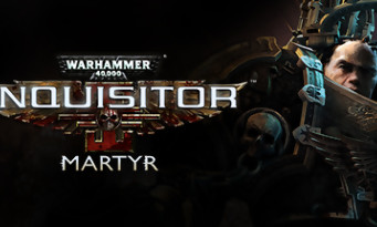 Warhammer 40 000 Inquisitor Martyr