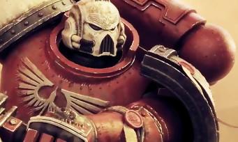 Warhammer Dawn of War 3 : making of sur le casting vocal des acteurs