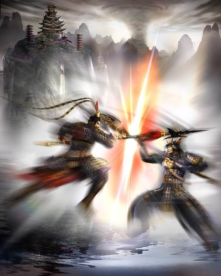 Warriors Orochi 3 Psp Nicoblog: Une Date Pour Warriors Orochi Sur PSP