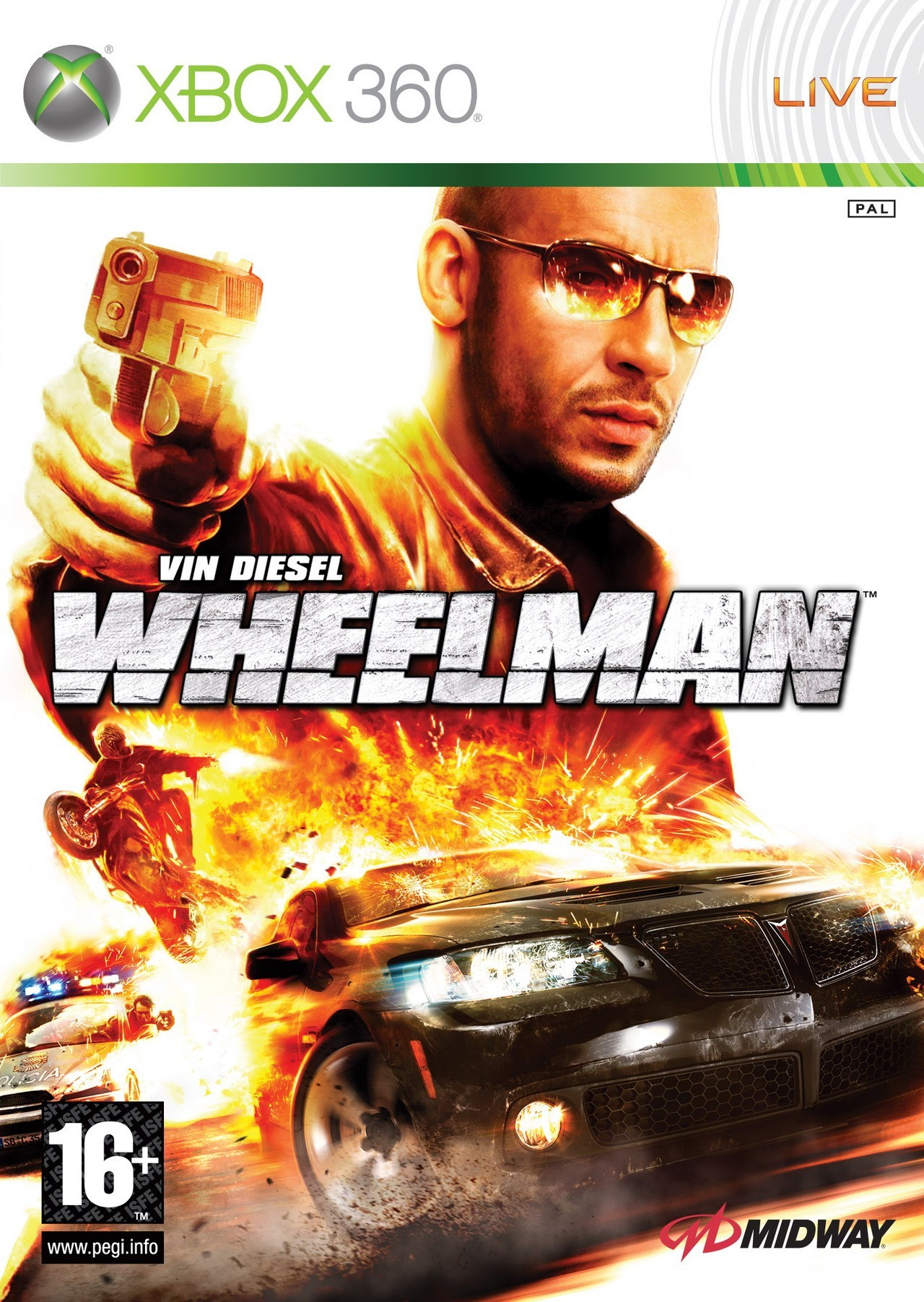 Screens Zimmer 5 angezeig: wheelman ps3