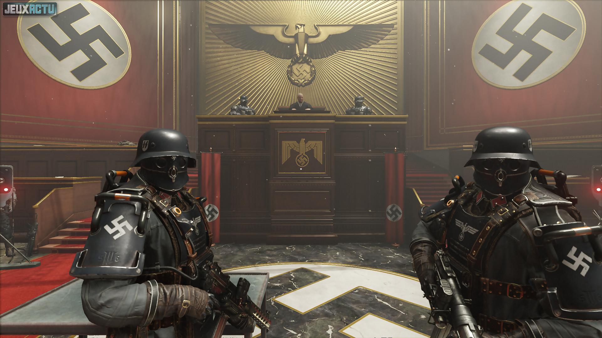 Test Wolfenstein 2 The New Colossus : achtung, ça va ...