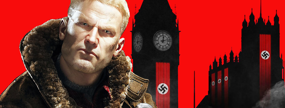 Wolfenstein 2 The New Colossus : on y a rejoué et ça va dépoter !