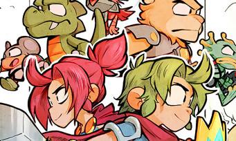 Wonder Boy The Dragon's Trap : tout savoir de la version physique