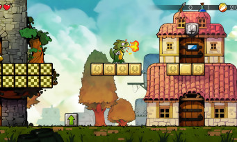 Wonder Boy : The Dragon s Trap