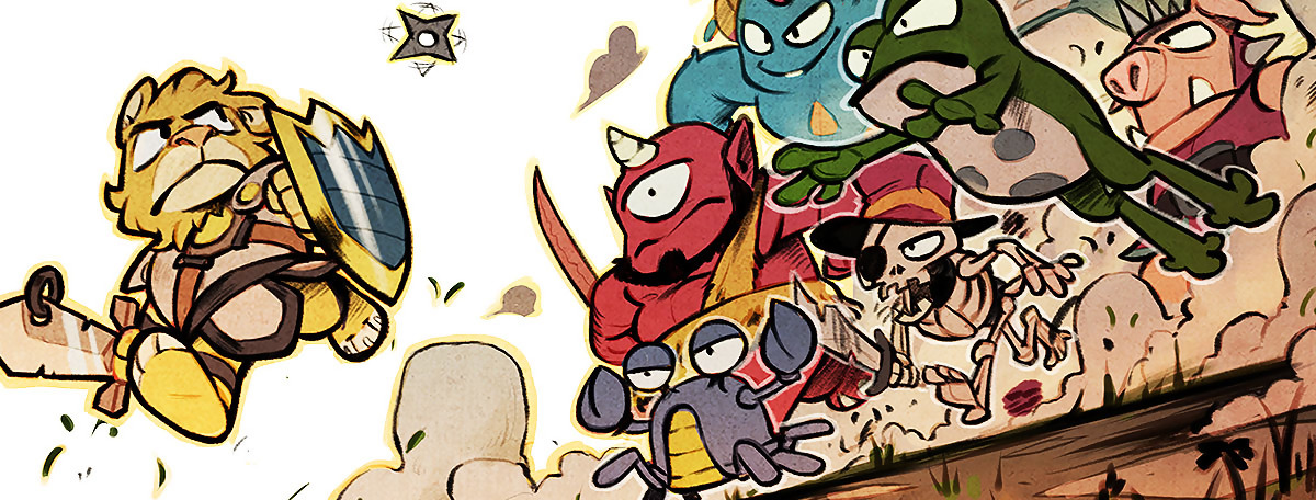 Test Wonder Boy The Dragon's Trap sur PS4 et Nintendo Switch