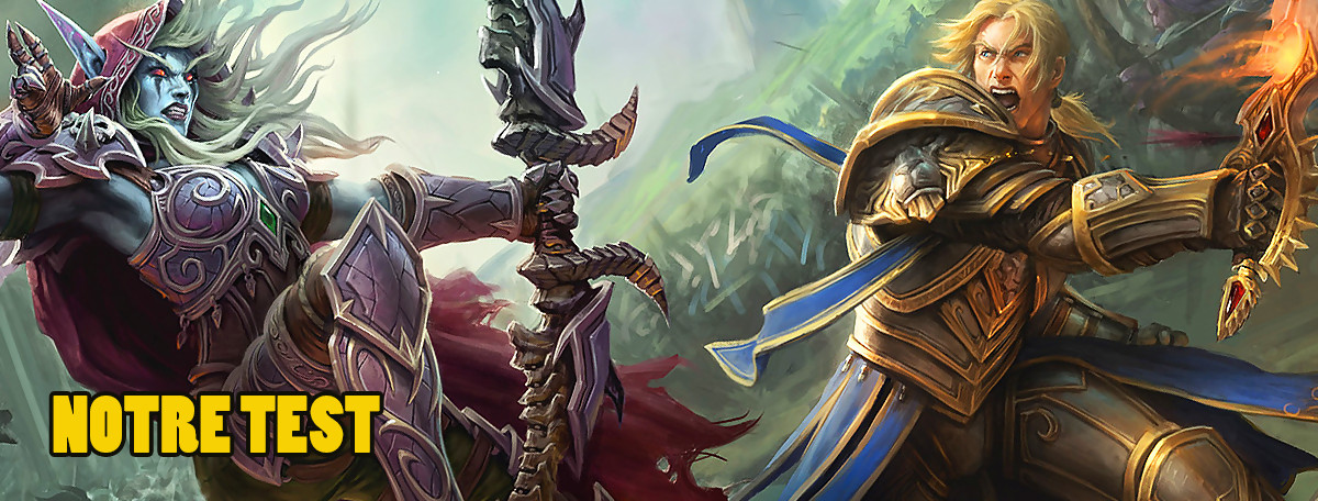 *Test* World of Warcraft Battle for Azeroth : toujours au top ?