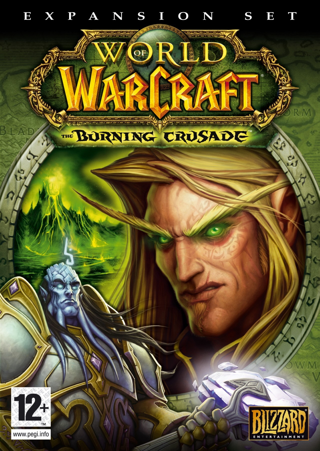 Скачать с торрента World of Warcraft Burning Crusade (оригинальная