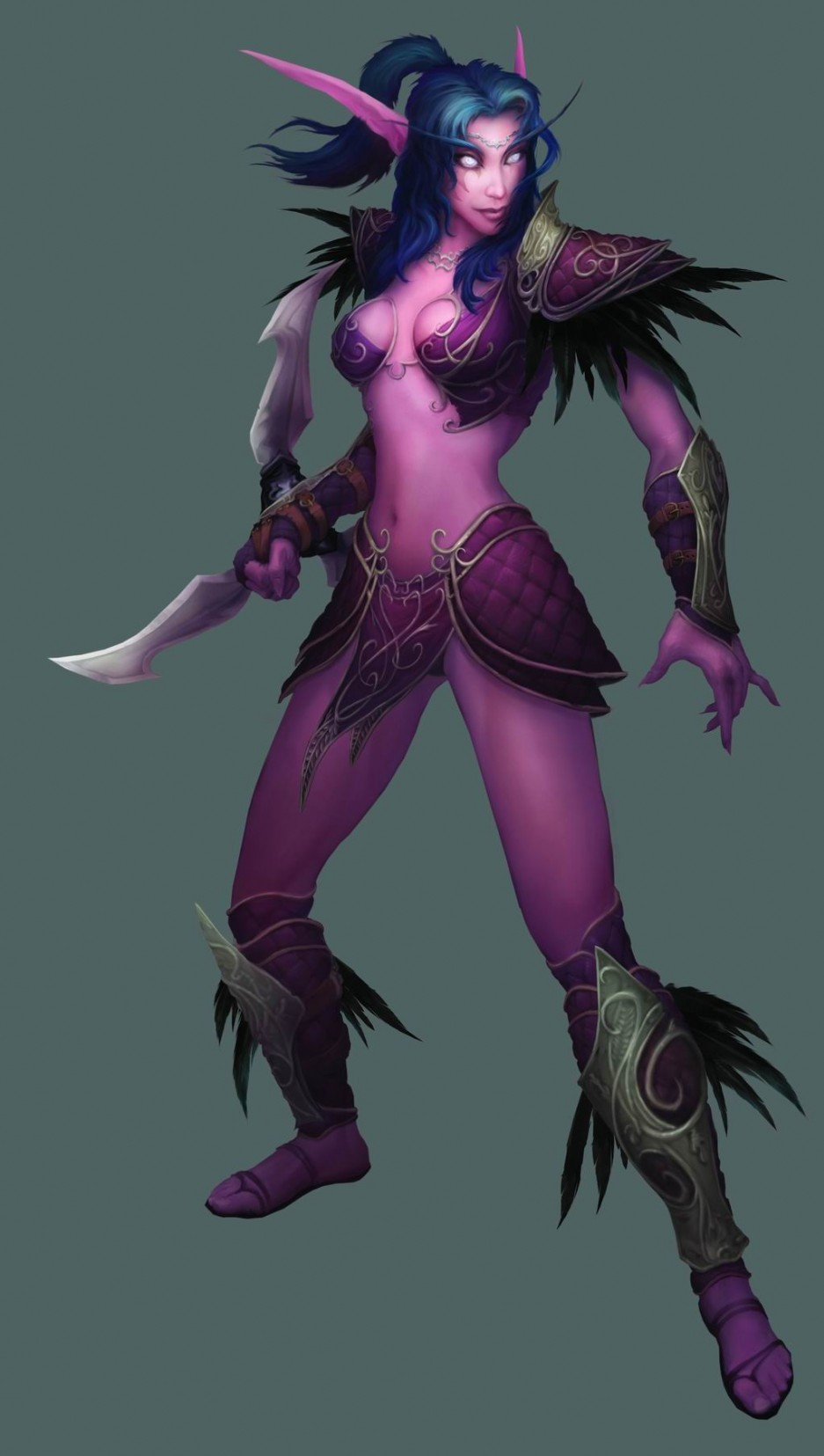 Wow night elf woman nackt pron movie