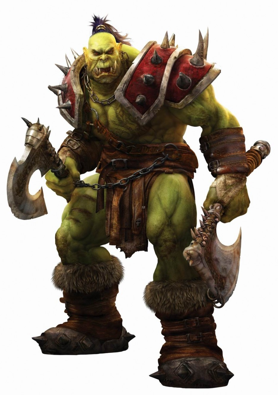 Warcraft orc raider nude images