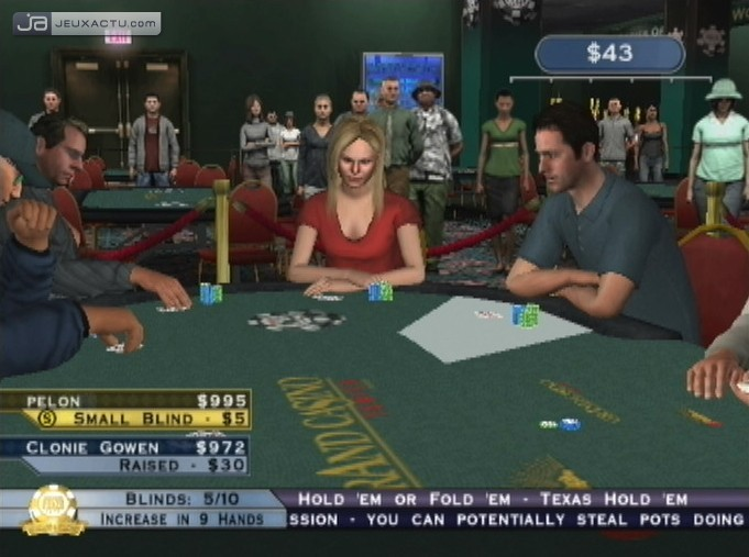 images de World Series of Poker : Tournament of Champions 2007 Edition