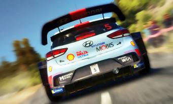 WRC 7 : trailer de gameplay avec la Hyundai i20 de Thierry Neuville