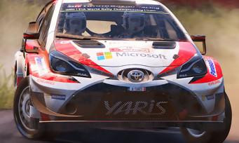 WRC 7 : un trailer dévoile la Toyota Yaris WRC