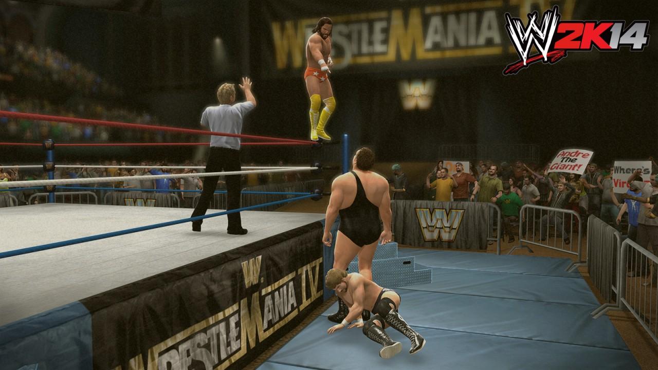 WWE 2K14Wwe 2k14 Screenshots Goldberg