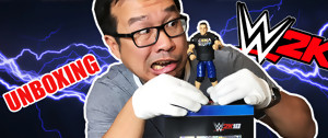 WWE 2K18 : notre unboxing collector avec la figurine de John Cena