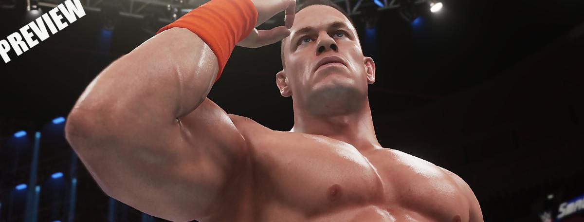 WWE 2K18 : on y a joué sur PS4 Pro, la bonne année pour le catch ?