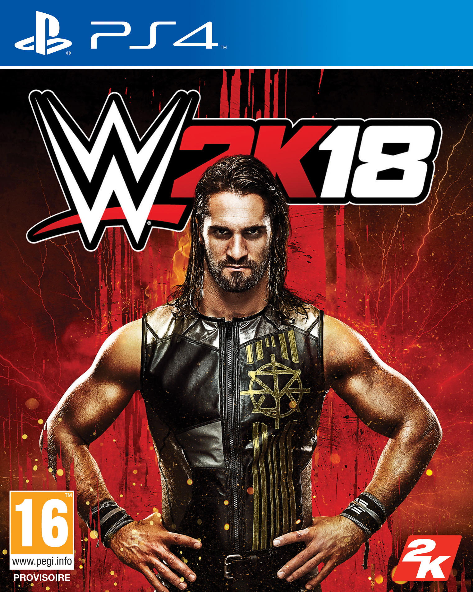 wwe 2k18 trailer date de sortie ditions deluxe et collector. Black Bedroom Furniture Sets. Home Design Ideas