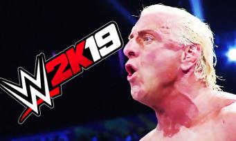 WWE 2K19 : une vidéo pleine de testostérone pour l'édition collector !