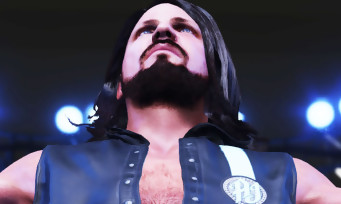 WWE 2K19 : un trailer musclé pour le mode Carrière, des infos sur les DLC