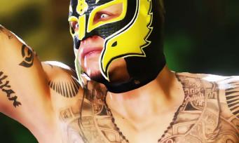WWE 2K19 : un trailer pour Rounda Rousey, Rey Mysterio et Ric Flair