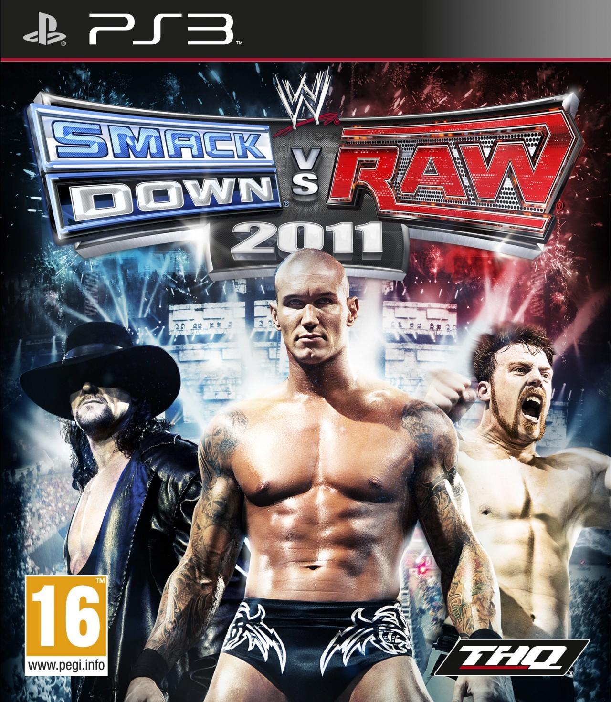 Jeux Wwe Raw 2012