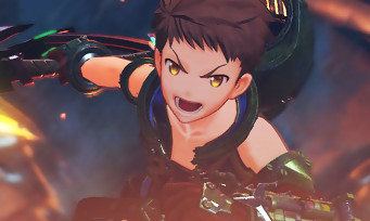 Xenoblade Chronicles 2 : gameplay trailer Nintendo Switch