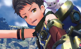 Xenoblade Chronicles 2 : 7 minutes de gameplay sur Switch