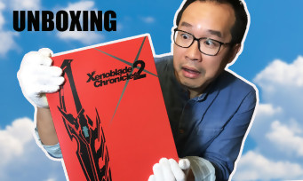 Xenoblade Chronicles 2 : faisons l'unboxing de l'édition collector à 90€