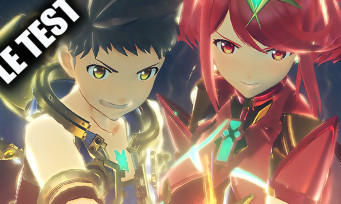 Test Xenoblade Chronicles 2 : un grand J-RPG pour la Nintendo Switch ?