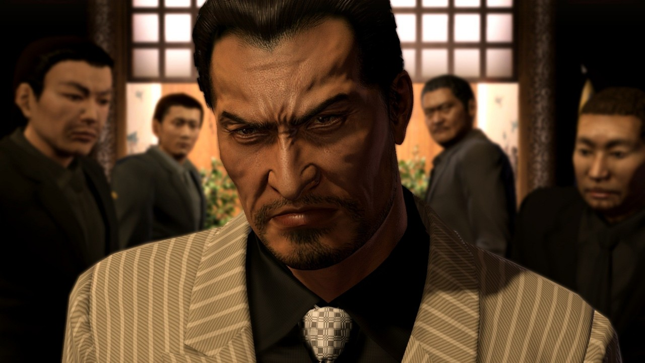 Yakuza 5