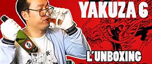 Yakuza 6 : on unboxe le collector et on teste les verres à whisky !