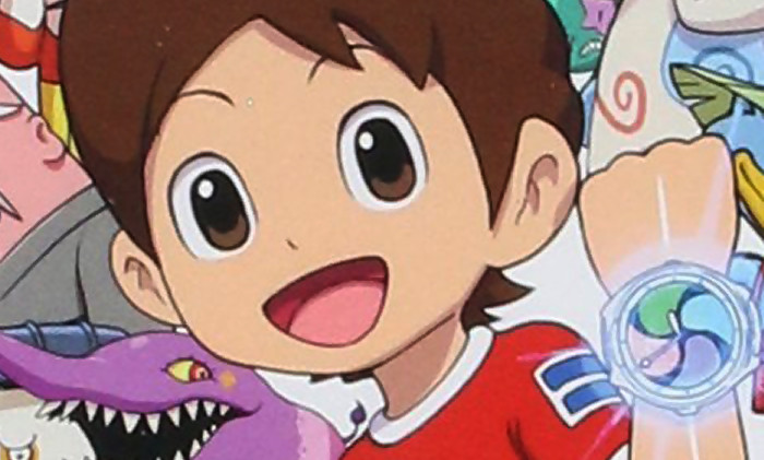 Yo kai watch 2 la suite arrive en septembre aux usa for Chambre yo kai watch