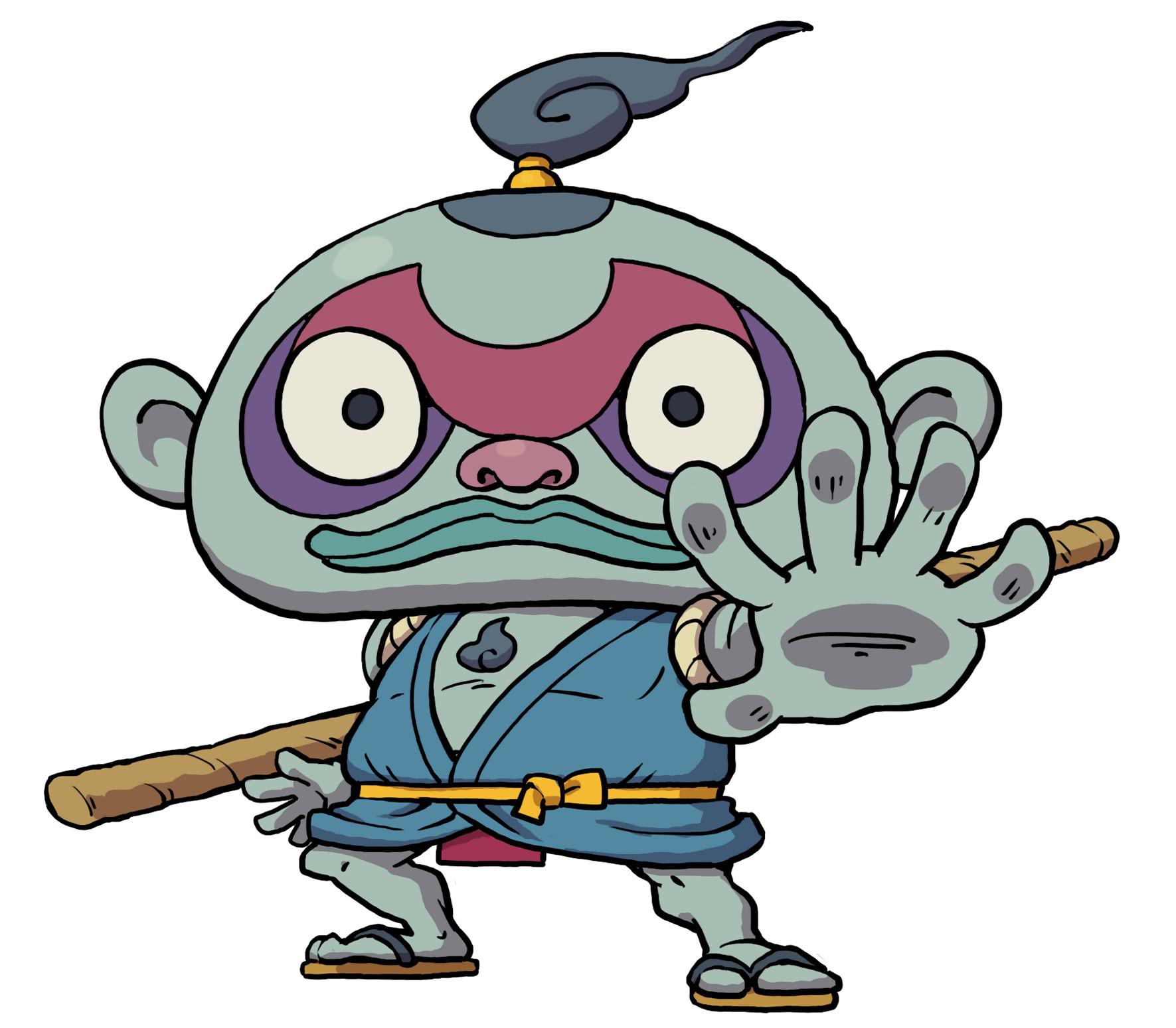 Artworks Yo Kai Watch