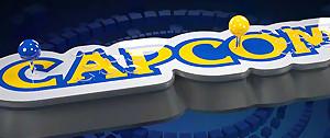 Capcom Home Arcade : une console mini en forme de stick arcade !