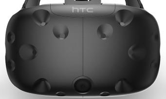 HTC VIVE : bonjour, ça sera 800 dollars, sans compter le PC à 1500 euros