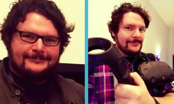 HTC Vive : un employé de Telltale perd 23 kilos grâce à la VR